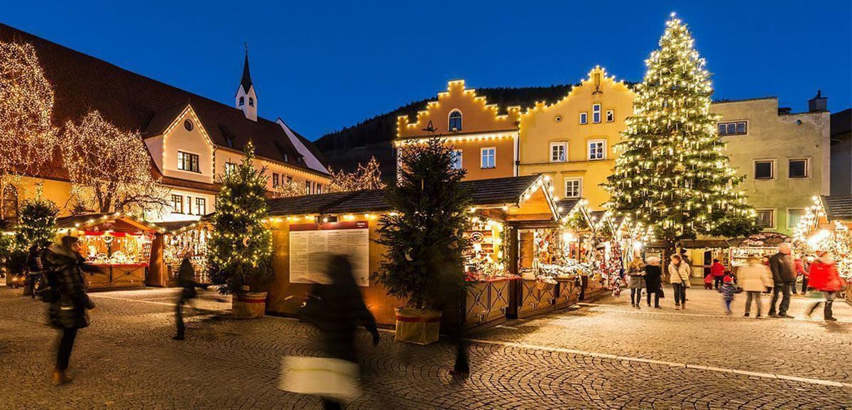 Christmas Markets in South Tyrol