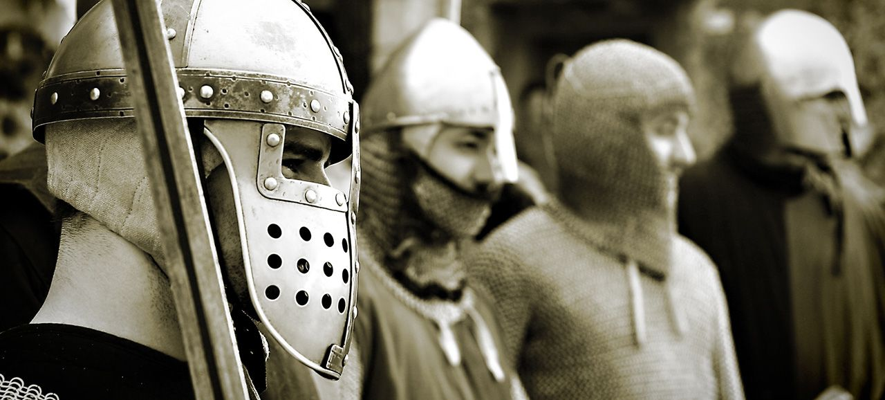 Medieval games of South Tyrol
