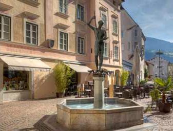Bressanone il centro principale della valle isarco for Hotel a bressanone centro storico