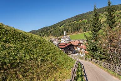 Sesto, Alta Pusteria, nelle splendide Dolomiti, Alto Adige