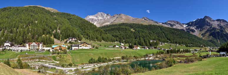 Solda, the jewel of the Alps