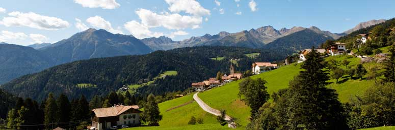 Lauregno, hiking paradise in South Tyrol