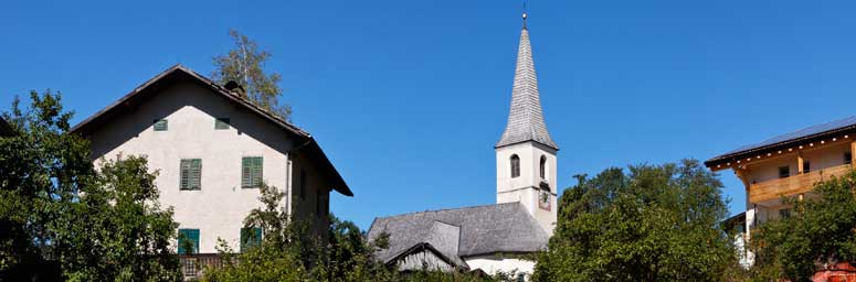 Kirchlein in St. Felix, Ultental