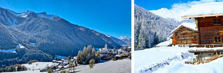 Winterurlaub ultental winter deutschnonsberg skigebiet for Designhotel ultental