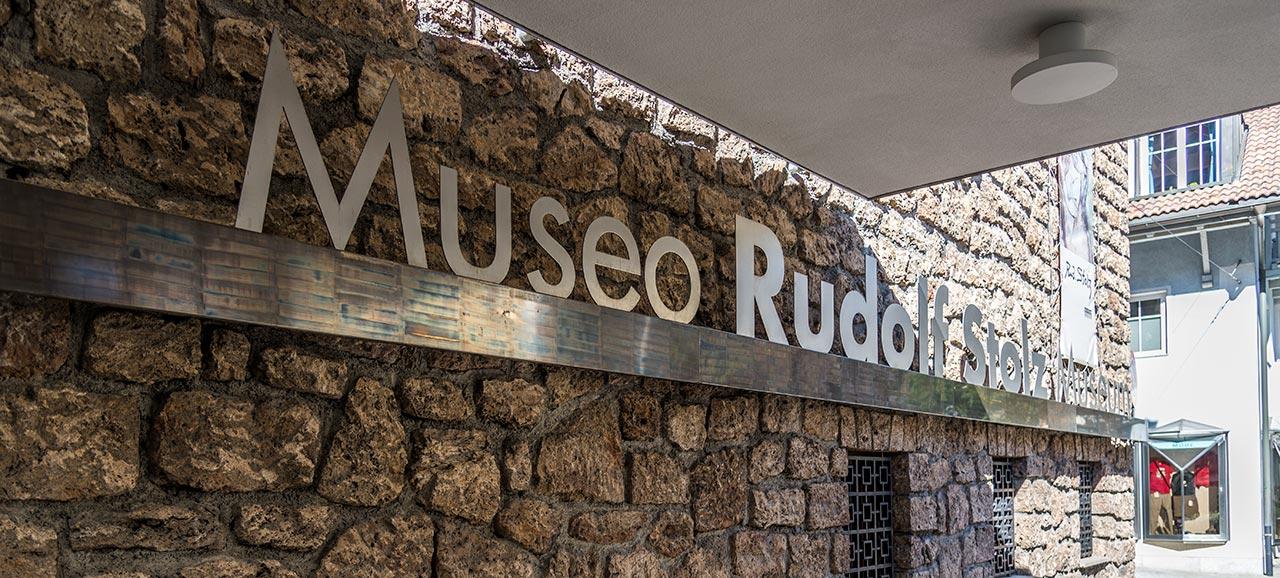 Rudolf Stolz Museum In Sexten Werke Rudolf Stolz