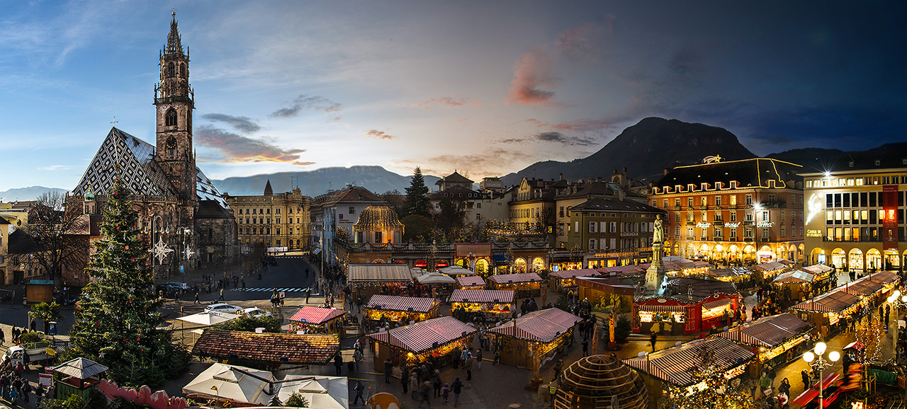 Christkindlmarkt in Südtirol