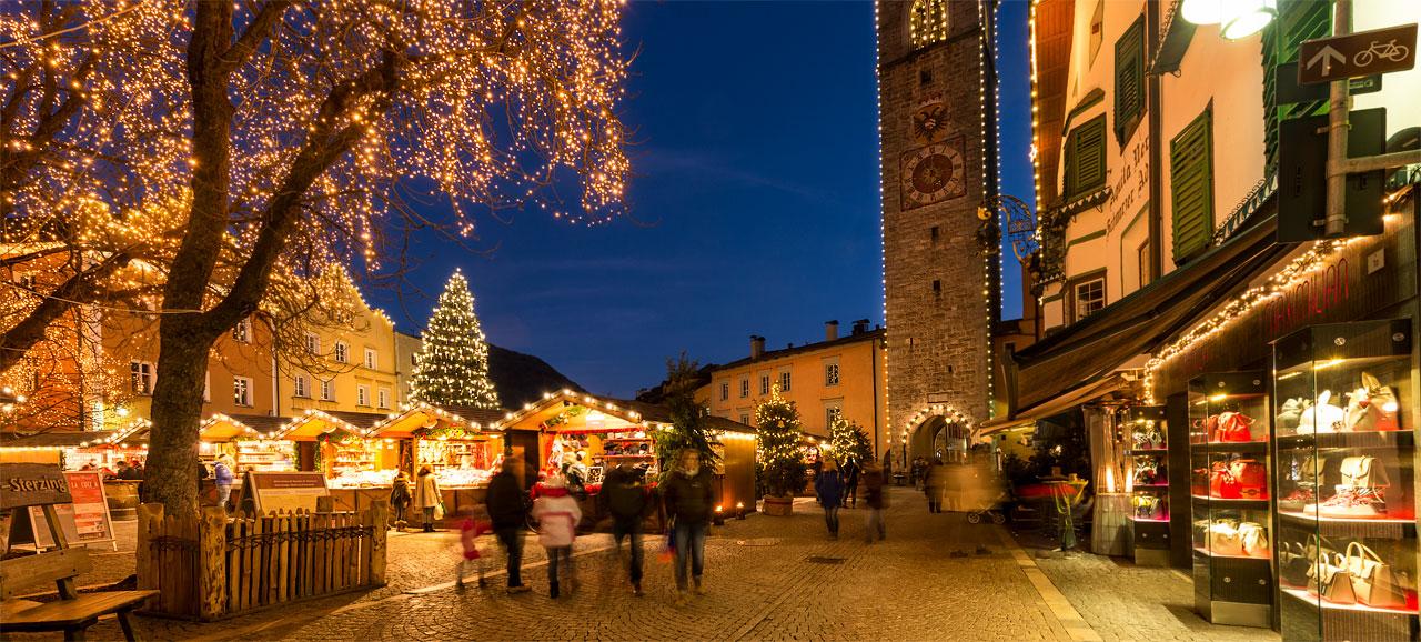 Mercatino di Natale Vipiteno, Mercatini di Natale Alto Adige