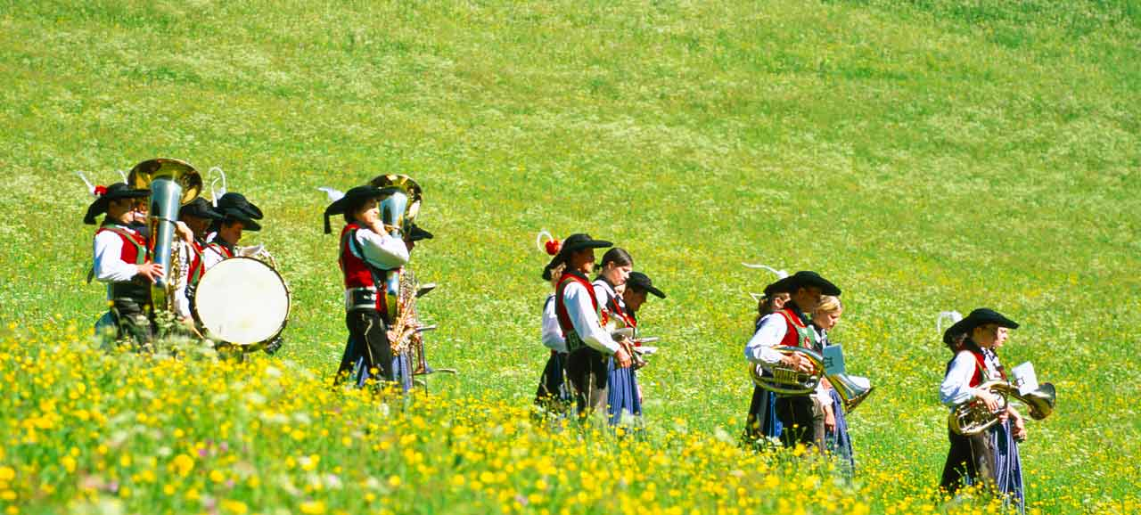 Tradition im Ultental
