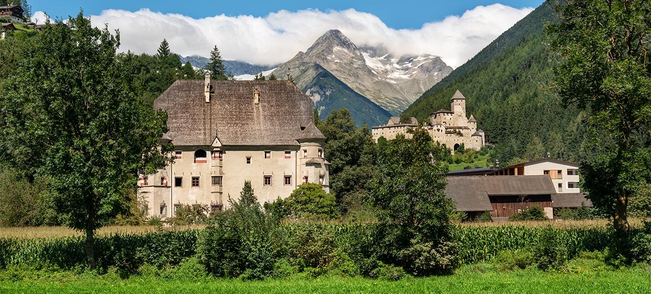 The Tures castle, art and culture in South Tyrol