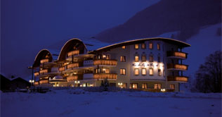 Wellness & Resorthotel Alpin Royal in Valle Aurina