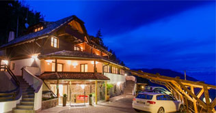 Chalet Grumer Suites & Spa in Oberbozen am Ritten