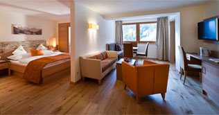 Winter holiday fot your family in the ski resort Gitschberg at the Family hotel Huber