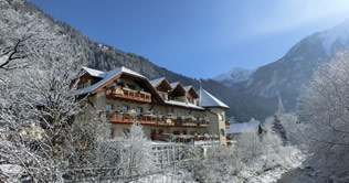 Winter holidays at Campo di Tures in South Tyrol
