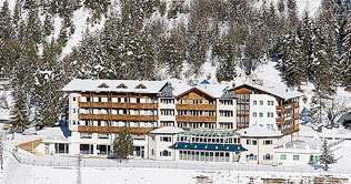 Alloggiare in Val Gardena all'Hotel Diamant