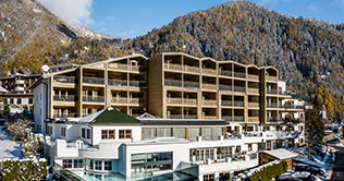 Hotel Falkensteiner in Vals