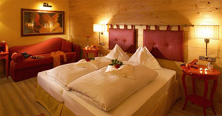 Suite for a romantic holiday at Siusi allo Sciliar - Hotel Ritterhof