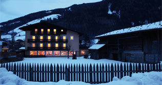 Posthotel at Lutago in the holiday region Tures and Aurina valleys