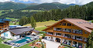 Appartments Bad Moos in Alta Pusteria, South Trol
