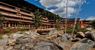 Arosea Life Balance Hotel in the Ulten Valley