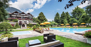 Ferien- & Wellnesshotel Windschar in Gais bei Bruneck