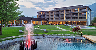 Hotel Garden Park in Prad am Stilfser Joch