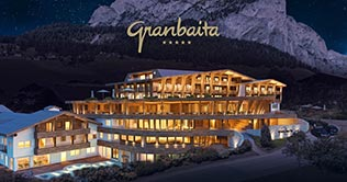 Gran Baita Hotel in Gardena Valley