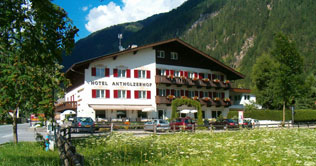 Hotel Antholzerhof  in Antholz im Pustertal