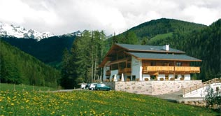 Hotel Arnstein in the heart of the nature
