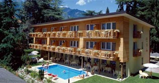 Vacanze all'Hotel Aster a Merano