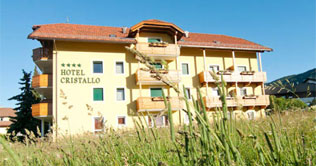 Hotel Cristallo in Dobbiaco, South Tyrol