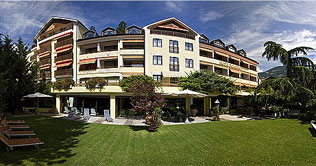 Hotel Dominik Am Park in Brixen im Eisacktal