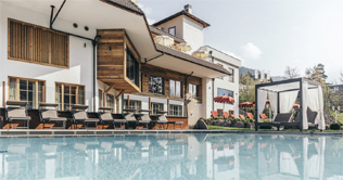 Hotel Engel in South Tyrol