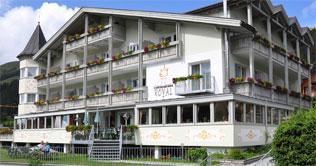Hotel Royal in South Tyrol, Sesto