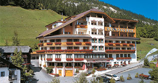 Vacanza in Alta Badia all'Hotel Sassongher a Corvara