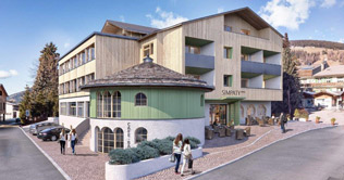 Hotel Simpaty in Dobbiaco South Tyrol