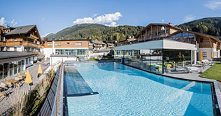Alpine Nature Hotel Stoll in Val Pusteria