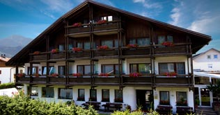 Hotel Tirolerhof in St. Georgen bei Bruneck