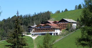 Kräuterhotel Zischghof at Obereggen in Ega valley