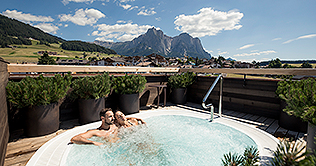 Hotel Lamm - Alpine Lifestyle SPA - Kastelruth