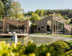 Design hotel in south tyrol italy for Seehof hotel bressanone