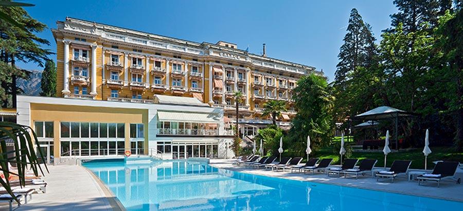 Sterne Hotel In Naturns Sudtirol
