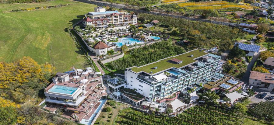 Hotel Alpenpalace St Johann Sudtirol