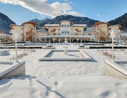 Luxus Hideaway Spa Hotel In Sudtirol